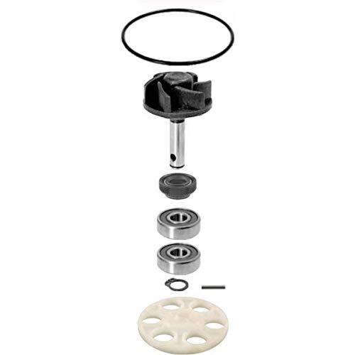 Wasserpumpe Reparatur Satz, Reparatursatz MINARELLI, für Yamaha, Aerox, Aprilia, Benelli, Beta, Italjet, , Malaguti, MBK, Yamaha