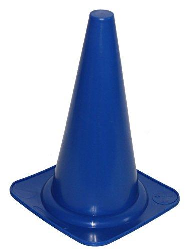 Grevinga® Markierungskegel (versch. Höhen & Farben) (Blau, 28 cm)