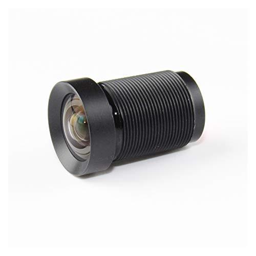 SSXPNJALQ Lente 4K Lens 10MP Telecamera per Fotocamera Azione 4.35mm Lente M12 1/2.3'Filtro IR Filtro per Xiaomi Yi 4K + SJCAM DJI Phantom Drones UAVS