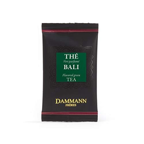 Pasticceria Passerini dal 1919 Dammann Bali - Té Verde con jazmín, Pomelo y lichis, 24 bolsitas - Dammann Frères
