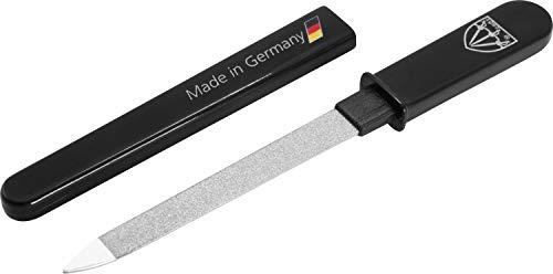 DREI SCHWERTER - Saphirnagelfeile/Taschenfeile/Nagelfeile - Made in Germany - NEU