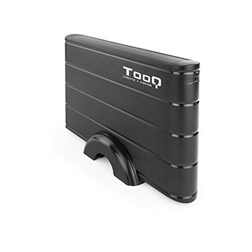 TooQ TQE-3530B - Carcasa Discos Duros HDD 3.5