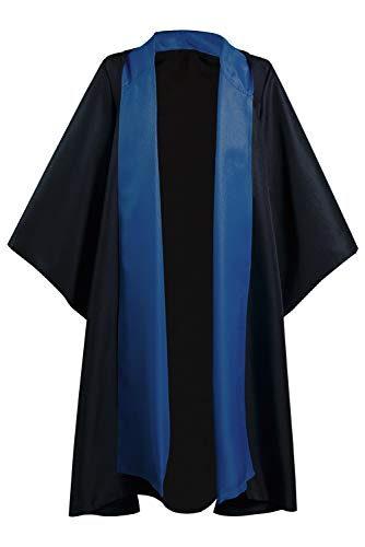 Bilicos College Magic Gown - Capa de disfraz para hombre, talla XS