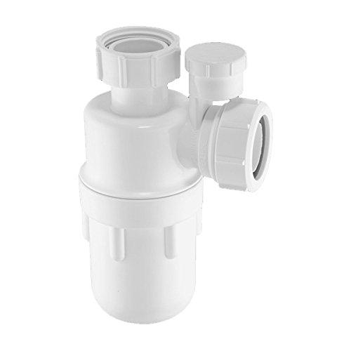 McAlpine a10V 1,251Flasche Falle–Weiß