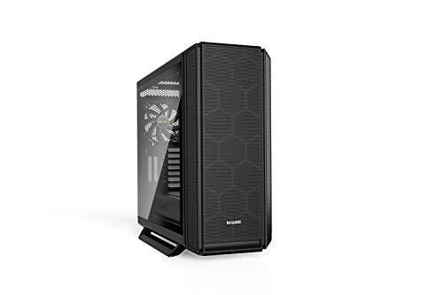 be quiet! Silent Base 802 Window Schwarz PC-Gehäuse Black BGW39