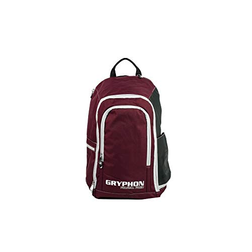 Gryphon Frugal Fred Backpack - Burgundy (2020/21) - Burgundy