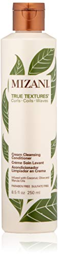MIZANI True Textures Cream Cleansing Conditioner, 8.5 Fl Oz
