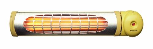 Honeywell QHB-600E - Wickeltischstrahler mit geschütztem Heizstab, 600 Watt