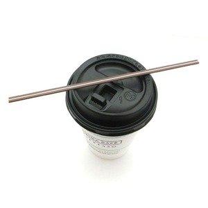 ホットコーヒー用マドラーストロー/18cmチョコカラー 1000本入り ds-1628797 [並行輸入品]