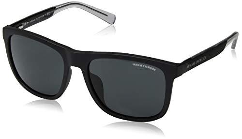 Armani sunglasses for men and women AX Armani Exchange Men's Ax4049sf Asian Fit Square Sunglasses