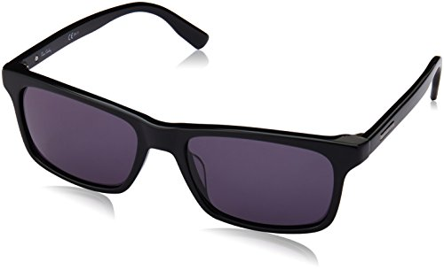 Pierre Cardin P.C. 6189/S Y1 807 55 Montures de lunettes, Noir (Black/Grey), Homme