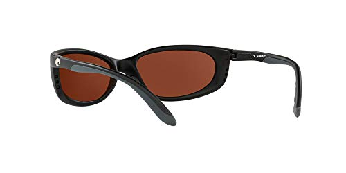 Costa Del Mar Men's Fathom Oval Sunglasses