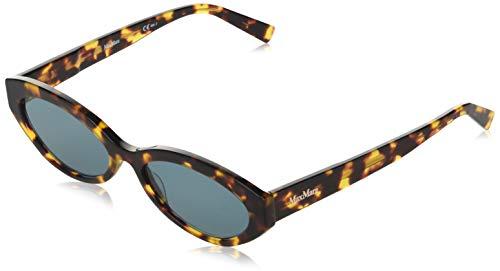Max Mara Damen Mm Slim I Sonnenbrille, Mehrfarbig (Dkhavana), 55