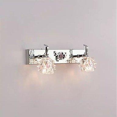 Lumière ambiante lumière Mur Appliques 20W 220-240V 110-120V/contemporain moderne intégrée LED,Galvanoplastie,Blanc Chaud 220-240V