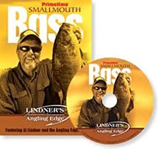 Lindner's Angling Edge Primetime Smallmouth Bass DVD