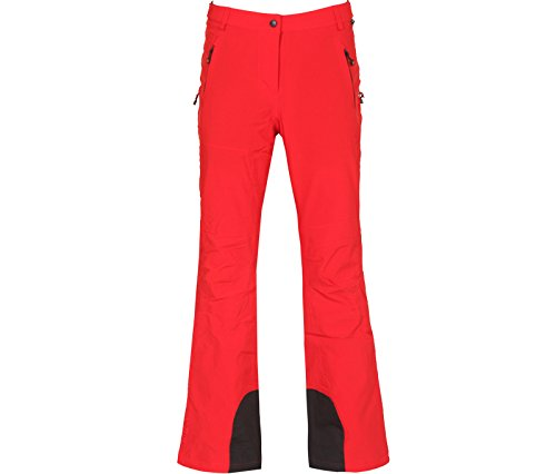Bergson Damen Skihose Ice, Chinese red [104], 42 - Damen