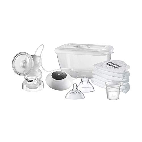 Tommee Tippee Closer to Nature Electric Breast Pump, White