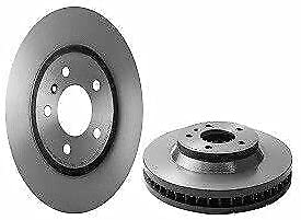 Front 303mm UV Limited price Brake Disc Rotor L Impala Popular shop is the lowest price challenge Lucerne Compatible with