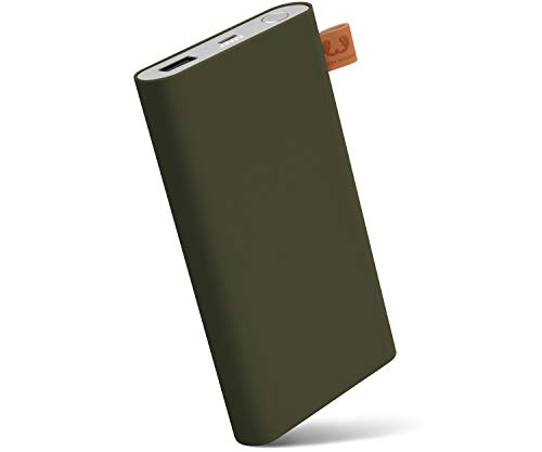 Fresh 'n Rebel Powerbank 6000 mAh | Draagbare oplader/externe accu 6000 mAh leger