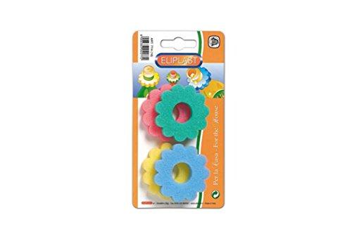 Home, Spugna Assorbigocce,, Multicolore, un pacco con 4 pezzi