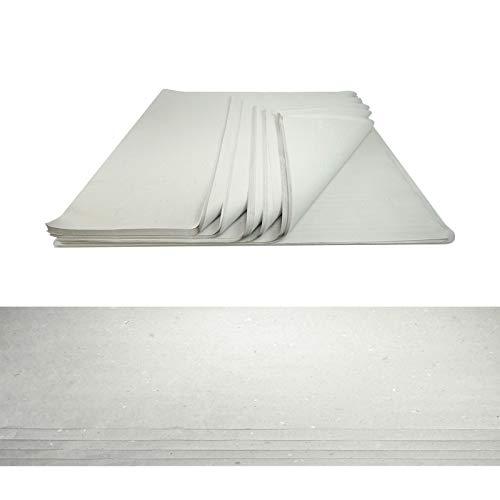 verpacking 5 kg Packseide Seidenpapier Packpapier Polsterpapier grau, 50x75cm