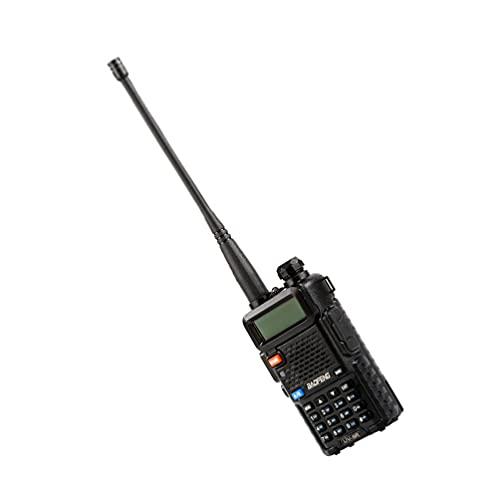 MILISTEN Walkie Talkie de Mano de Dos Vías Radio Equipo de Supervivencia Batería Impermeable Interfono Exterior Intercomunicador para Camping Senderismo