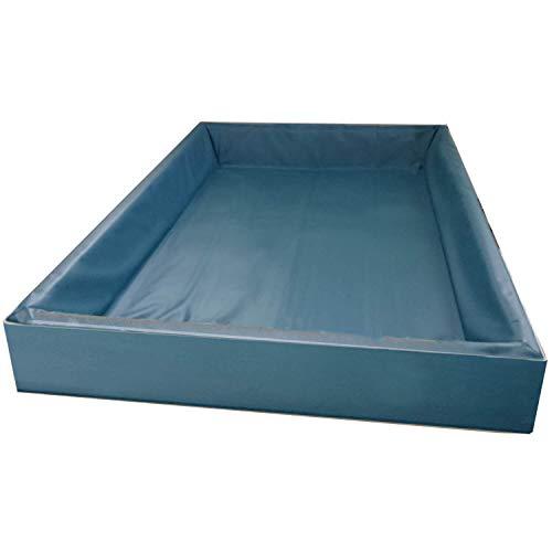 Traumreiter Wasserbett Sicherheitswanne Softside Sicherheitsfolie Outliner (200 x 220)