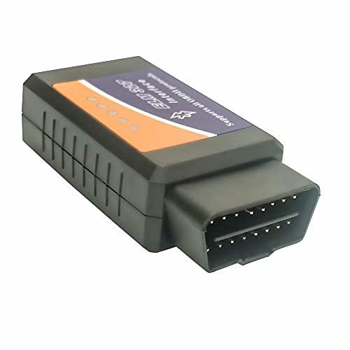 ROADYAKO ELM327 OBD OBD2 Escáner Bluetooth ELM 327 OBD Herramienta de diagnóstico de Coche para Android Auto Car Stereo Radio Video Navegación GPS Multimedia iOS PK Vgate Icar2 Lector de código