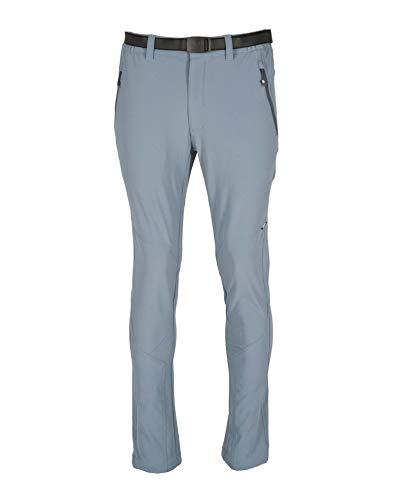 Ternua Corno Pants Pantalon pour Homme XL Gris (Plumb Grey)