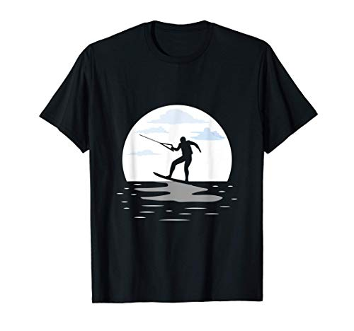 Wakeboard Wakeboarder Wakeboarding Wakeboarden T-Shirt