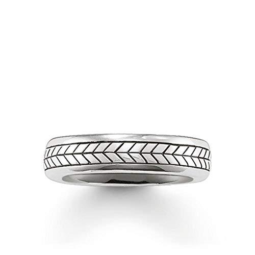 THOMAS SABO Unisex  plata de ley 925  plata de ley (925)