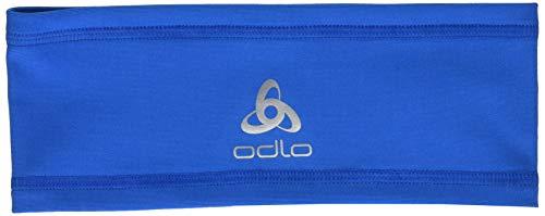 Odlo Headband Polyknit Light Stirnband, Directoire Blue