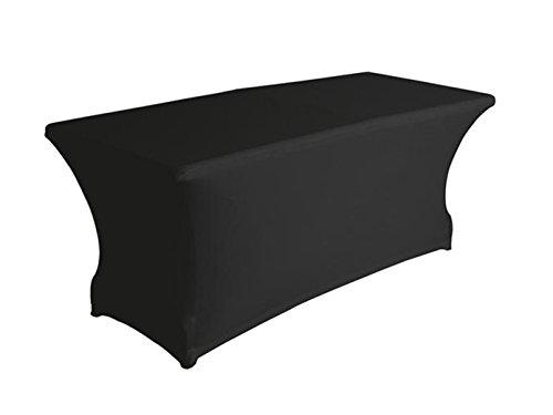 VELLEMAN - FP411 Tischhusse Strech Husse für rechteckige Tische Gartentische Klapptisch 176262