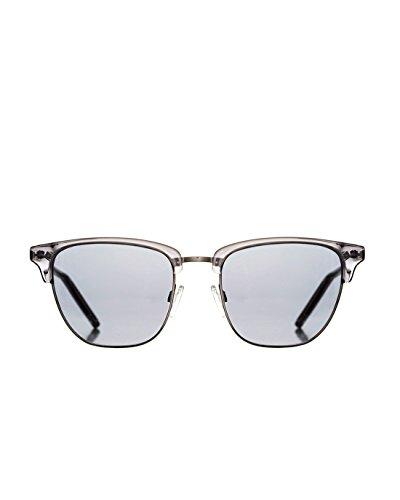 Marshall Jack Sonnenbrille weiss (Concrete /Silver Mirror)-Onesize