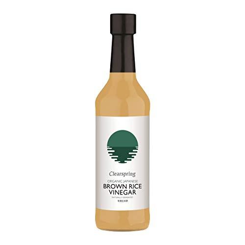 Clearspring Organic Brown Rice Vinegar 500 ML