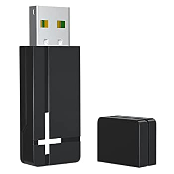 Wireless Adapter for Xbox One,Compatible with PC Windows 10 8.1 8 7 fit for Xbox One Controller Elite Series 2 and Xbox One X/S