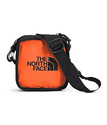 The North Face Explore Bardu II, Red Orange/Transantarctic Blue, OS
