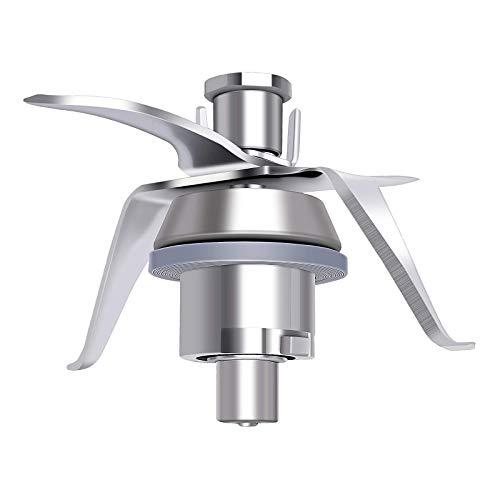 Poweka Ersatzteile Messer für Thermomix Vorwerk TM21 Küchenmaschine