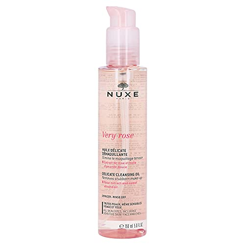 Nuxe Very Rose Huile Demaquillante - 150 Gr