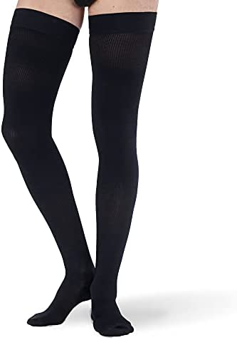 Top 10 Best mens theigh high compression socks for diabetics Reviews
