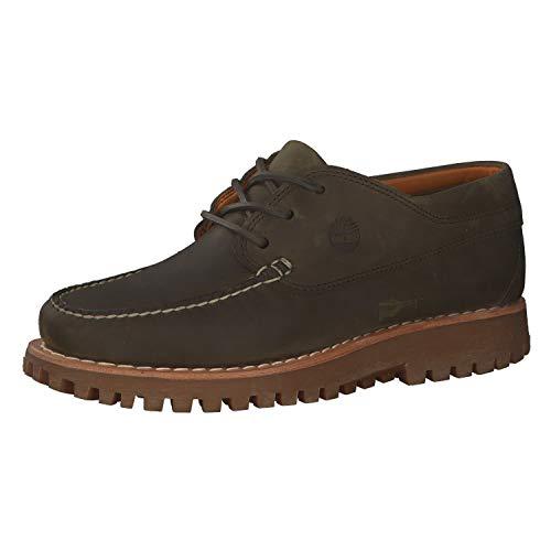 Timberland Jackson's Landing Zapatos Silla De Montar Marrones para Hombre-UK 6.5 /...