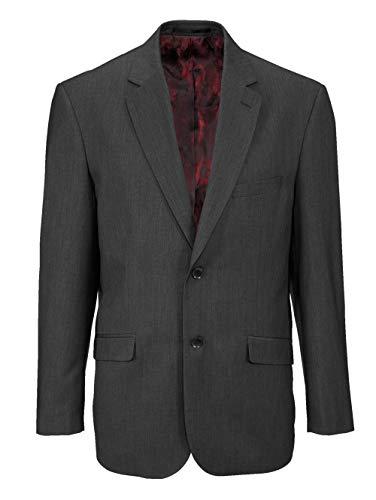 BABISTA Herren Regular Fit Anzugssakko mit Reverskragen in Anthrazit aus dem Baukasten-System