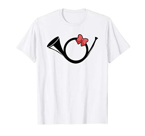 Zusteller Posthorn Briefträgerin Post Logo Kostüm Geschenk T-Shirt