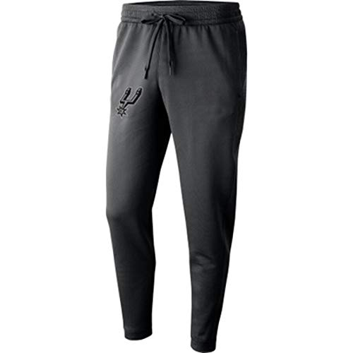 YDYL-LI Basketball Jersey Uniform Jogginghose Mens Lange Hose #san Antonio Spurs Fan Training Trikots Sportbekleidung Casual Hose für Jugendliche Junge,M