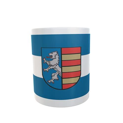U24 Tasse Kaffeebecher Mug Cup Flagge Garbsen