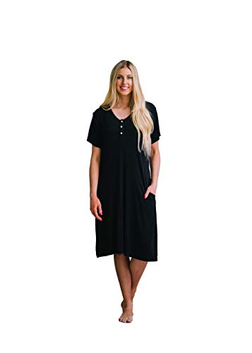 House Dress (One Size, Black)