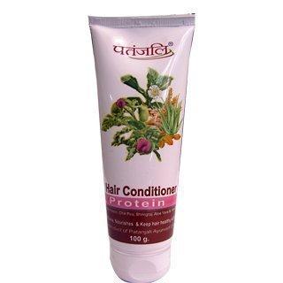Baba Ramdev Patanjali Protein Hair Conditioner 100 gms each