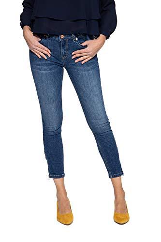 ATT, Amor Trust & Truth Damen Leoni Jeans, Blau, 38W / 29L