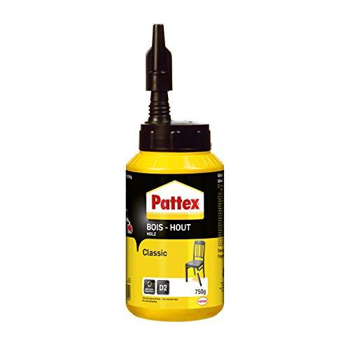 Pattex Classic - Cola para madera (750 g)