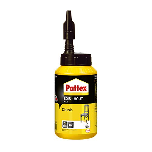 Pattex Classic Wood Flasche 750 g